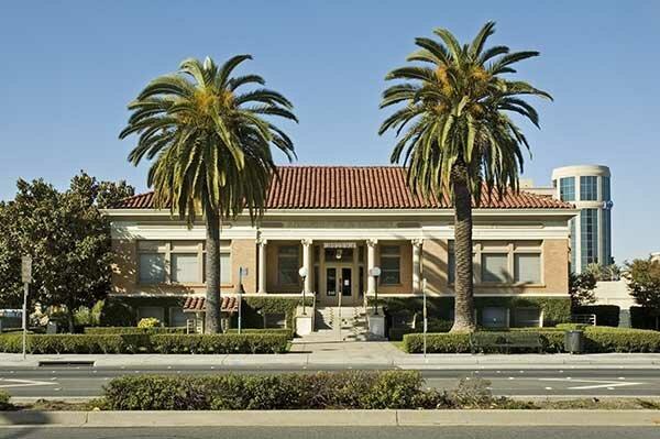 Carnegie Libraries Of California Anaheim California