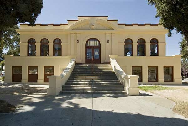 Carnegie Libraries Of California Beaumont California