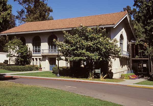 Carnegie Libraries of California - Oakland/Mills College, California