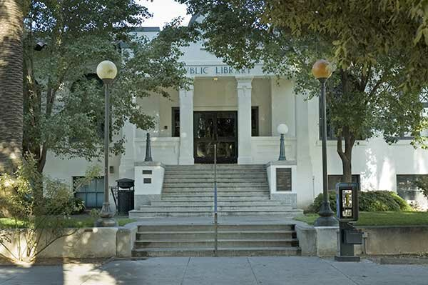 Carnegie Libraries of California - Woodland, California